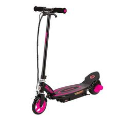 It can be a girl's first choice for the outdoor game! #RazorKickScooter