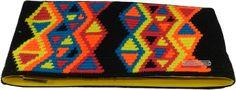 Handcrafted Clutch made by Wayuu Women.