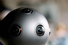 Image: Nokia OZO Virtual Reality camera