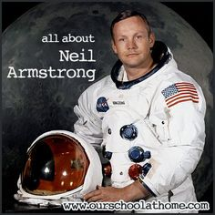 A birthday celebration: Small steps and giant leaps from Neil Armstrong   Our School at Home
