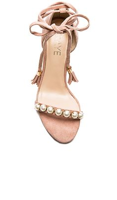 Shop for RAYE x REVOLVE Bennie Heel in Nude at REVOLVE. Free 2-3 day shipping and returns, 30 day price match guarantee.