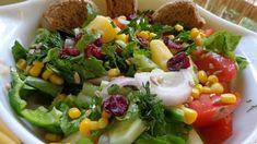 Πιτούλες με ανθότυρο και κασέρι Ranch Dressing Ingredients, Greek Recipes, Cobb Salad, Healthy Snacks, Salads, Food And Drink, Ethnic Recipes, Greek Beauty, Pepper