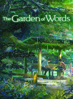 The Garden of Words - Moyen-métrage d'animation (2013)