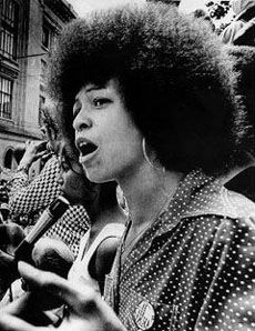 Angela Yvonne Davis (born January 26, 1944) is an American political activist, scholar, and author. She emerged as a nationally prominent activist and radical in the 1960s, as a leader of the Communist Party USA, and had close relations with the Black Panther Party through her involvement in the Civil Rights Movement despite never being an official member of the party.  She is currently a professor at the Unversity of California-Santa Cruz, a job she was once fired from for ties to…