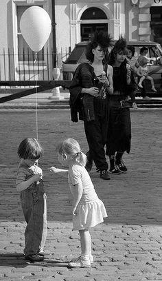 early 80's london