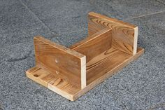 """This is a very simple step stool that can be used for a child (or an adult as well as it is very strong). I made this step stool from one piece of 1"""" x 5""""..."""