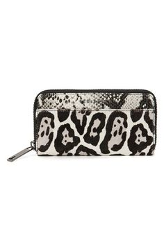 Ted Baker London 'LINX' Zip Around Wallet available at #Nordstrom
