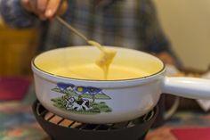 fonduta di formaggio con parmigiano, taleggio e pecorino