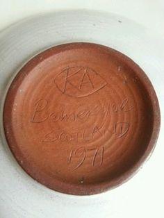 Kenmeth Annat Bemersyde Scotland - KA mark