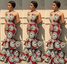 Ankara Styles For Women, Ankara Gown Styles, Ankara Gowns, African Style, African Dress, Ankara Fashion, African Fashion, Fashion Prints, Fashion Styles