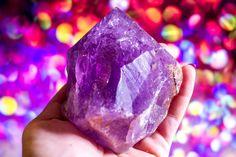 Large Amethyst  Raw Healing Crystals  Healing by MandalaGems