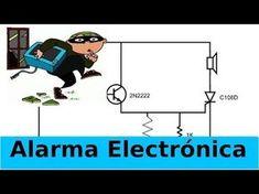 Alarma Láser   De barrera   Super fácil - YouTube