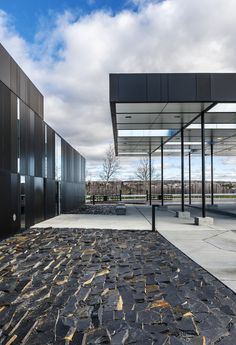 Gallery of US Land Port of Entry / Snow Kreilich Architects - 3