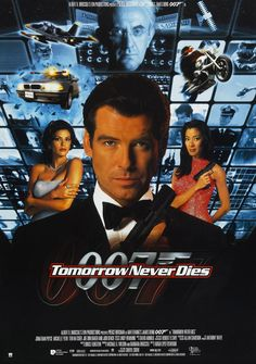 James Bond TOMORROW NEVER DIES (1997) Find our speedloader now!  http://www.amazon.com/shops/raeind