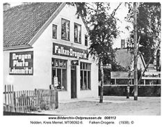 Nidden, Falken-Drogerie