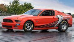 2015 Ford Mustang SVT Cobra - design