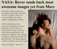 Newspaper headlines that don't match the photos