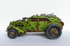 Mad Mork: A Fury Road-Inspired Ork Log - Page 6