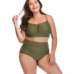 Best Swimsuits, 2 Piece Swimsuits, Plus Size Swimsuits, Bikini Bandeau, Bikini Swimwear, Bikini Set, Retro Bathing Suits, Retro Swimwear, Plus Size Bikini