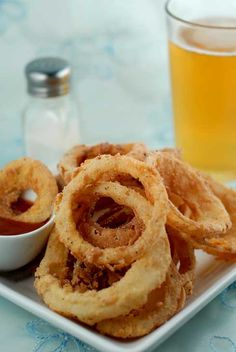 Gluten-Free Onion Rings Recipe