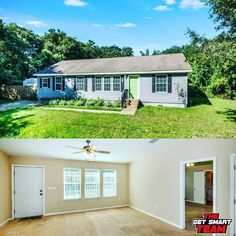 Join Us This Sunday For An OPEN HOUSE  At 129 North St. Augustine 32095 From 3:00-5PM! 3 Bedrooms  2 Full Bath  1479 sq ft  159900  For More Information Visit Text or Call!  www.GetSmartTeam.com  (904) 472-4359