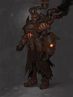 Photo Fantasy Character Design, Character Design Inspiration, Character Concept, Character Art, Steampunk Characters, Dnd Characters, Fantasy Characters, Armadura Steampunk, Steampunk Kunst