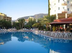 Greenpeace Hotel Alanya, Turkey