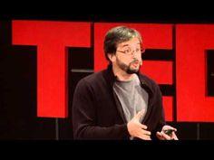 ▶ En busca del tiempo perdido: Fernando Polack at TEDxRiodelaPlata - YouTube Click on the transcript icon and (CC) closed caption.