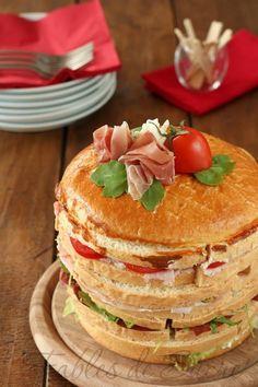 Panettone gastronomico di Massari | Fables de sucre