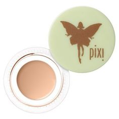 Pixi Correction Concentrate - Brightening Peach. A must try for under the eye, to cover the dark circles and brighten that area.