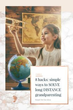 8 hacks: simple ways to solve long distance grandparenting. Discover these fun and amazing ways you can still connect and share with your grandkids.. and build wonderful family memories. Find out how atgrandmasplace.com