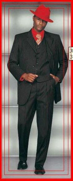 New 1940's Style Zoot Suits for Sale   Men's apparel, Zoot suits ...