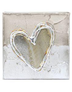 Buff Artbloxx 03 Silver Wall Art, Small Canvas, Art Uk, Contemporary Art, Contemporary Artwork, Silver Wall Decor, Modern Art