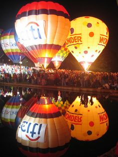 ballooning in St. Louis - Google Search