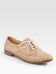 Obsessed with Oxford shoes lately
