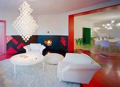Humlegarden Apartment, Stockholm by Tham & Videgard Hansson Arkitekter