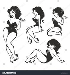 Image result for Marguerite Sauvage curvy plus size