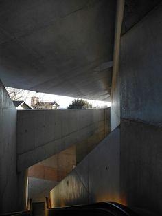 Atelier Hubmann • Vass, Architekten ZT-La Ronde: A New Path to the Castello di Rivoli