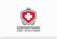 Pre-designed logo 6680: Royal Medical Logo