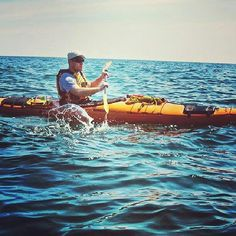 Kayak , canada quebec sept-iles 2013