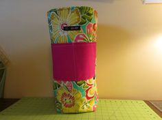 Oxygen Tank Bag Tote Caddie Carrier Go-Aire by HubbardLakeCrafts