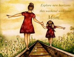 Make this #weekend special for #Mom! Spend it with her at Country Inn By Carlson, Saket... #HappyWeekend!