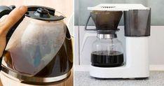 Vanligt med mögel i kaffebryggaren – rengör den med enkla knepet! Drip Coffee Maker, Den, Kitchen Appliances, Tips, Compost, Diy Kitchen Appliances, Home Appliances, Coffee Maker, Counseling
