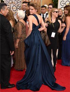 Golden Globe 2014: Amber Heard