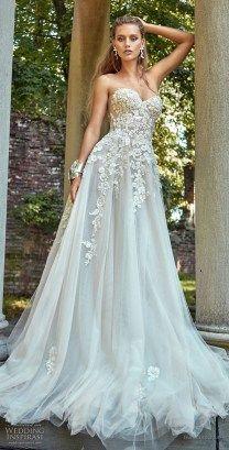 139 ideas for fall 2017 wedding dress trends (7)