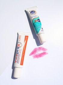 High SPF Lip Balms: Sunsense and ViraproX