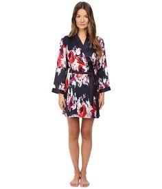 Kate Spade New York Charmeuse Robe