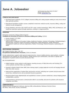clinical data specialist resume sample - Information Security Resume