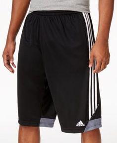 01069c402e adidas Men's Big and Tall 3G Speed 2.0 Basketball Shorts & Reviews - Shorts  - Men - Macy's