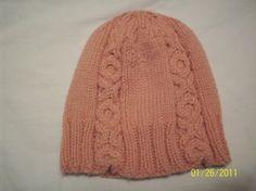 Free Knitting Pattern - Hats: Be Mine Hat